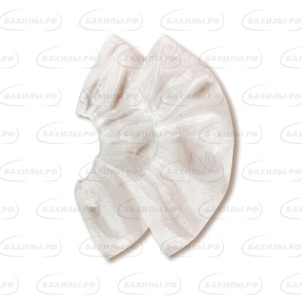 Носки одноразовые из спанбонда в евроблоках 1000 пар