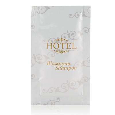 Шампунь Hotel одноразовый в саше 10 мл