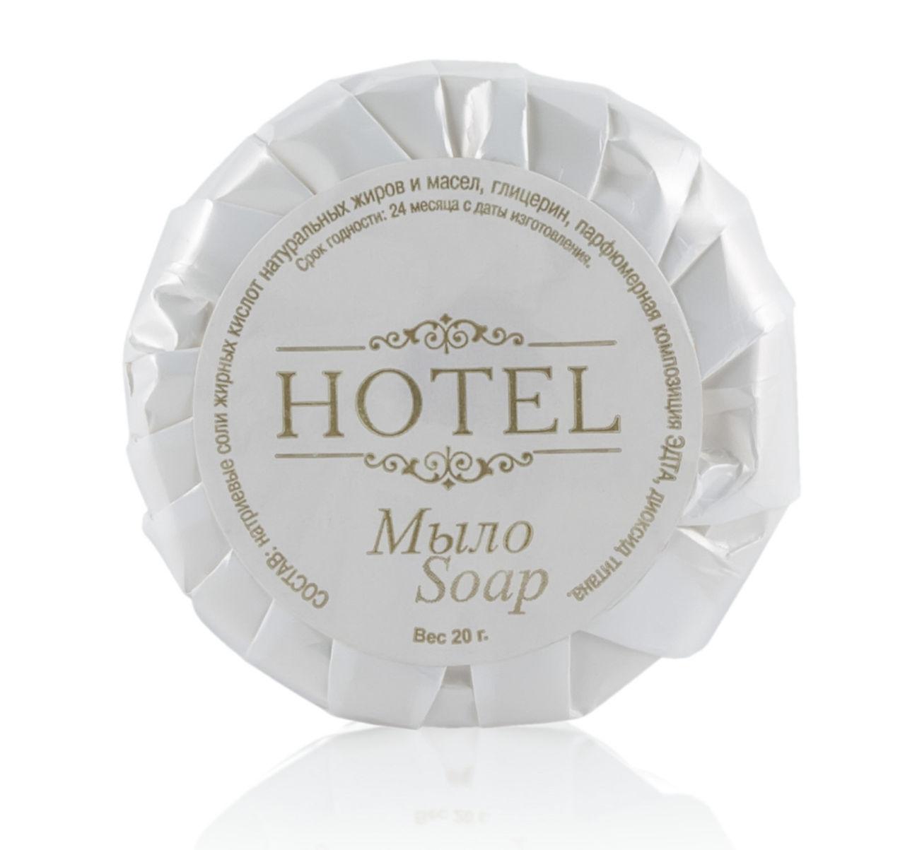 Мыло Hotel в гофре 30 гр