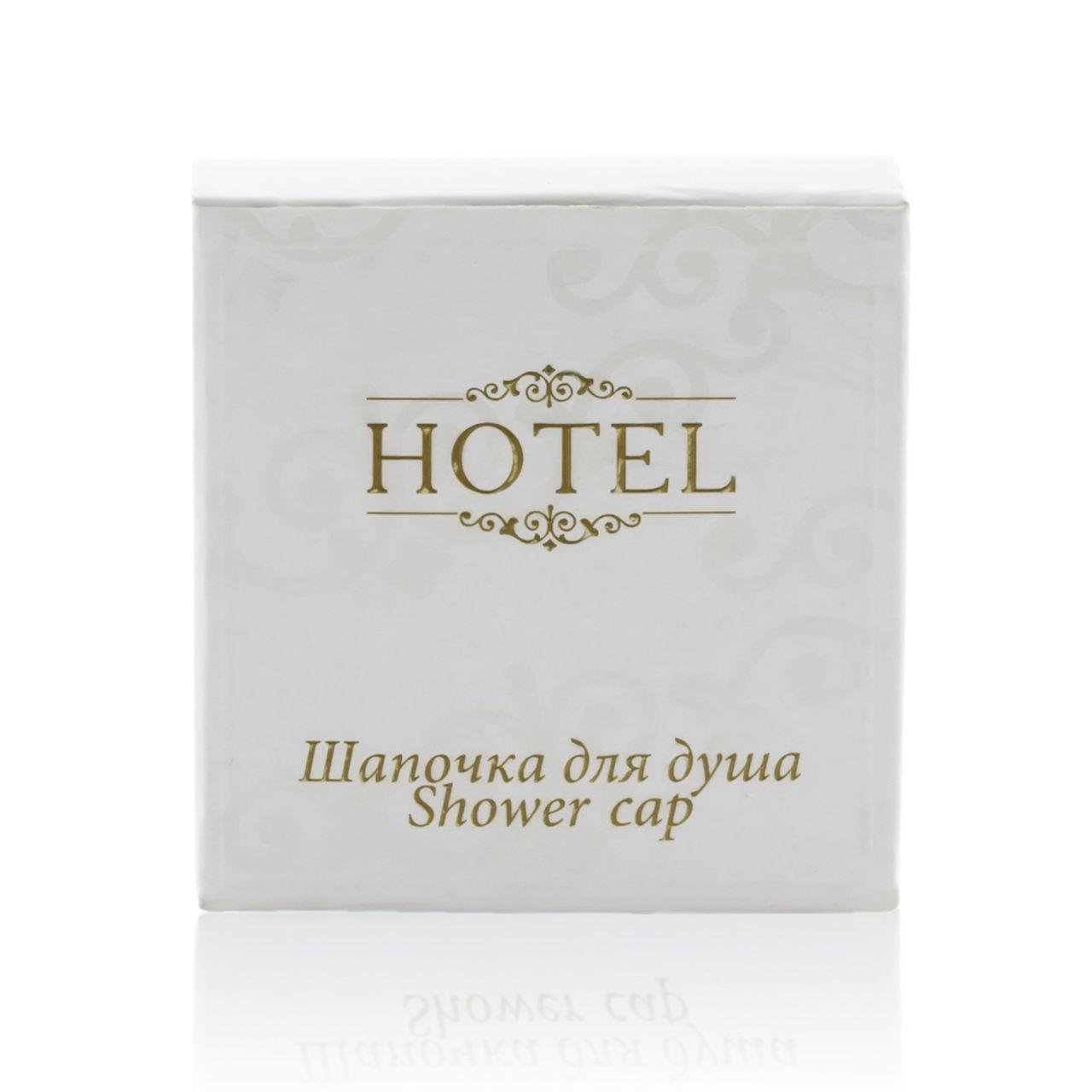 Шапочка для душа Hotel в картоне