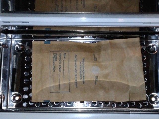 Крафт-пакеты 115*200